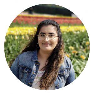 Headshot of Noor Sandwhalia, student project assistant.