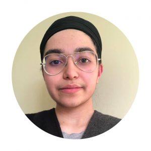 Headshot of Ravleen Kaur, student project assistant.